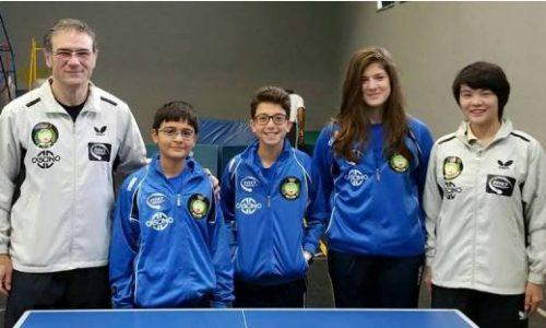 Esordio in D1 dei ragazzi della ASD Tennistavolo Himera G. Randazzo