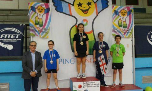 "Ping Pong Kids 2017 ""Trofeo Teverino"""