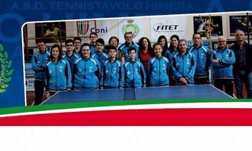 Tutte in campo, oggi, le 5 formazioni della ASD Tennistavolo Himera G. Randazzo Cascino nei vari campionati di serie D2, D1, C2 e C Femminile.