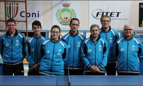 """Ancora vittorie per L'ASD Tennistavolo Himera G. Randazzo """"Cascino"""""""
