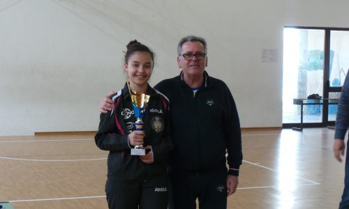 Fase regionale del Ping Pong Kids Trofeo Teverino