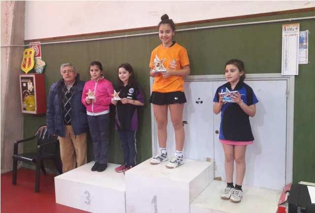 Giulia Palmisano Campionessa regionale categoria giovanissimi femminile