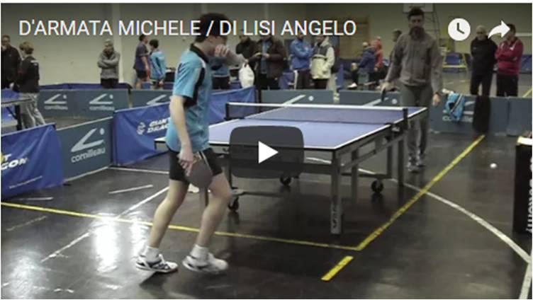D'ARMATA MICHELE /  DI LISI ANGELO
