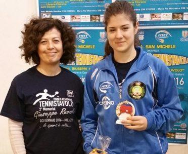 Torneo Regionale di Tennistavolo di IV Ctg