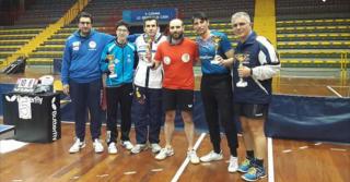 Premiazione campionato regionale V categoria