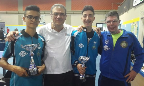 "1° Torneo Open 2018/2019 ""CITTA' DI BELPASSO"""