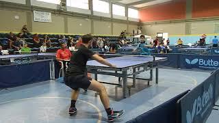 1 Torneo Open Belpasso  2018/2019    –   Casà Davide – Gentile 1 – 3