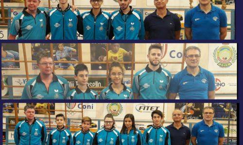 Penultimo atto dei Campionati Regionali e Nazionale a Squadre