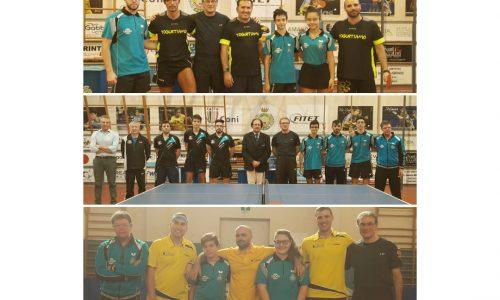Campionati a Squadre di Tennistavolo