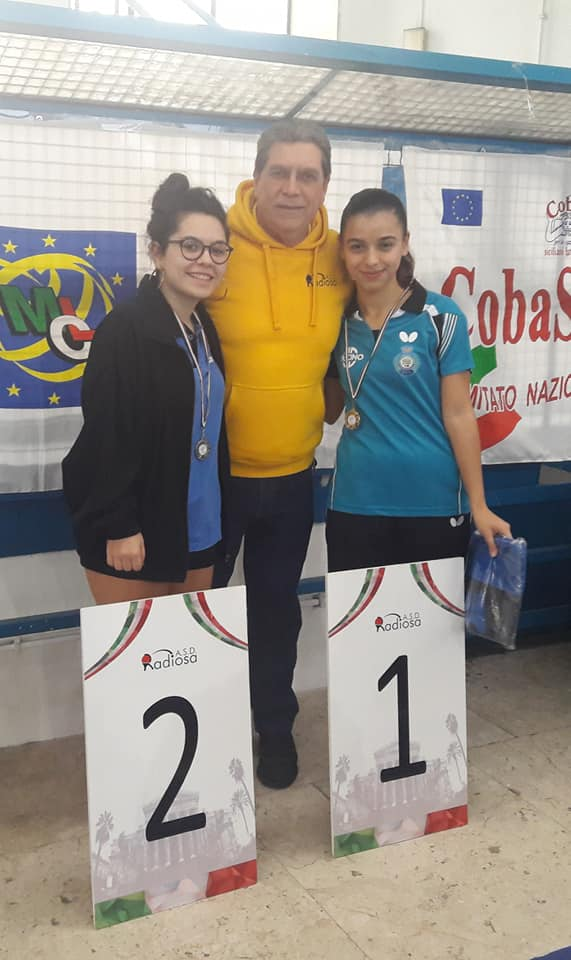 Chiara Onizzi: Campionessa Provinciale V Cat. 2018-2019.
