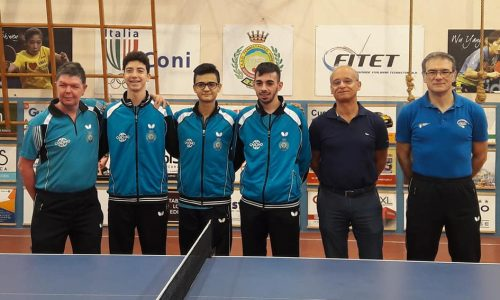 Campionato Nazionale a Squadre di Tennistavolo di Serie B2