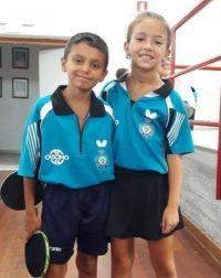 """Stage di preparazione in vista del Ping Pong Kids"""" Trofeo Teverino"""" 2019"""