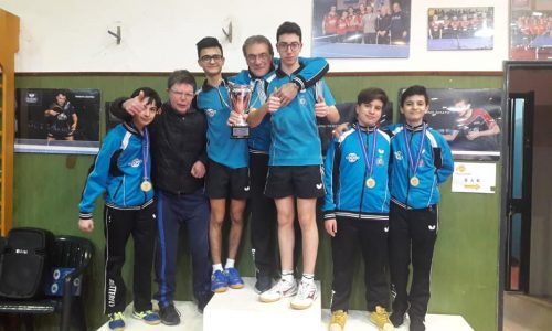 Campionati regionali giovanili e a squadre