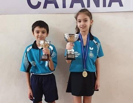 "Fase regionale Torneo Ping Pong Kids ""Trofeo Teverino"""