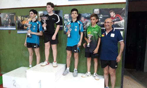 Trofeo CONI fase regionale