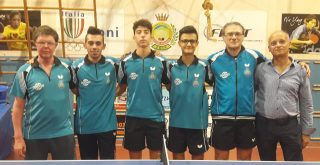 CAMPIONATO MASCHILE - SERIE C/1 Gir.R - 5^ Giornata @ Scuola Media Balsamo-Pandolfini