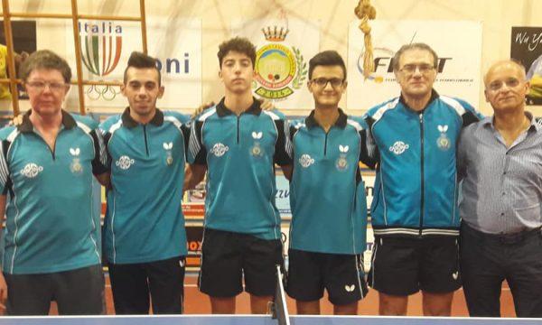 Quarta giornata del girone d'andata del Campionato  a Squadre.