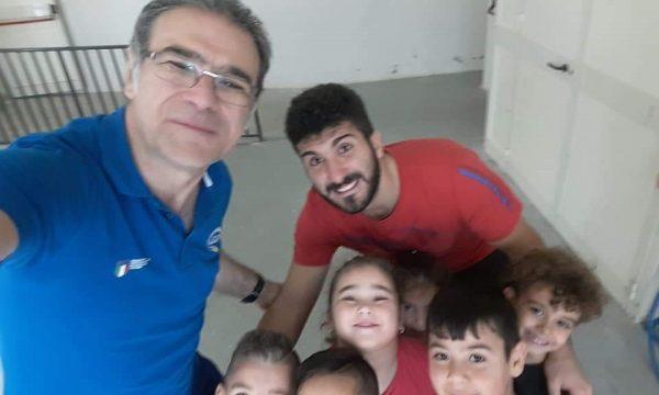 Inizio progetto ASD Tennistavolo Himera G. Randazzo.