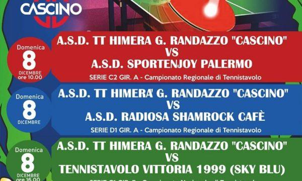Conclusi i gironi di andata dei Campionati  Maschili.