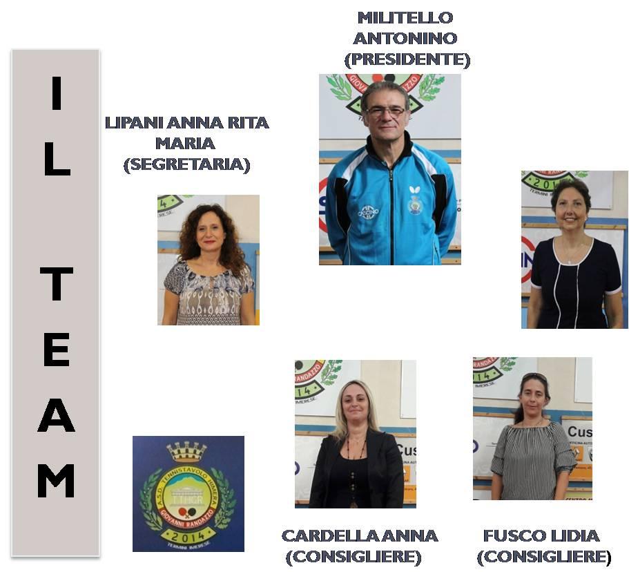 Il Team 2019/2020