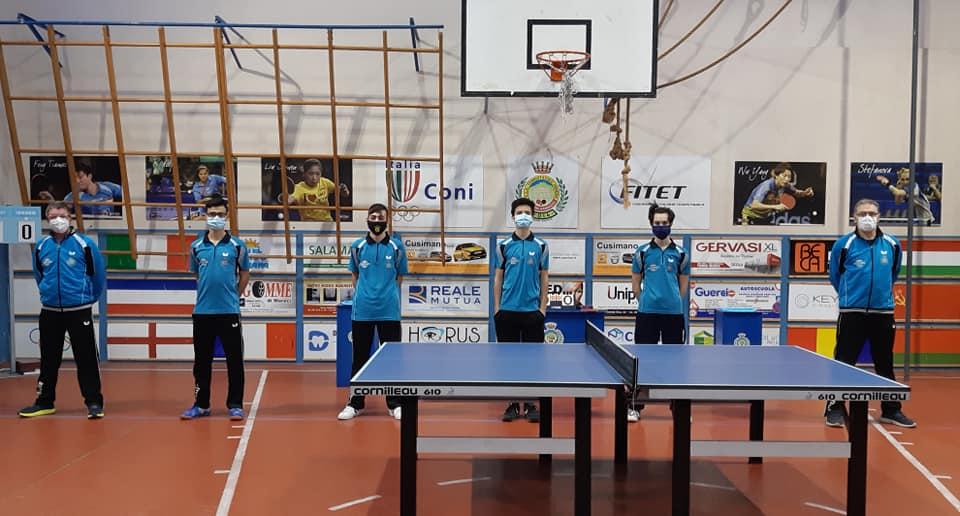 Primo impegno campionato nazionale serie c1
