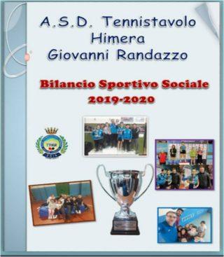 Bilancio Sportivo Sociale 2019 2020