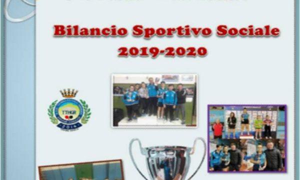 Bilancio Sportivo Sociale 2019/ 2020