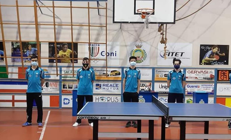 Campionato Nazionale di Tennistavolo di Serie C1 Maschile