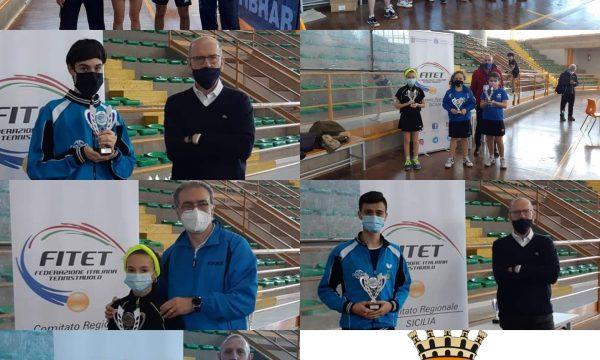 II Torneo Regionale Giovanile e I Torneo Regionale di Categoria IV e V M/F